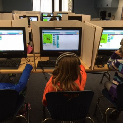 Hour of Code Picture 2