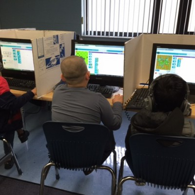 Hour of Code Picture 1